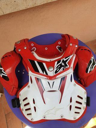 Peto motocross niño
