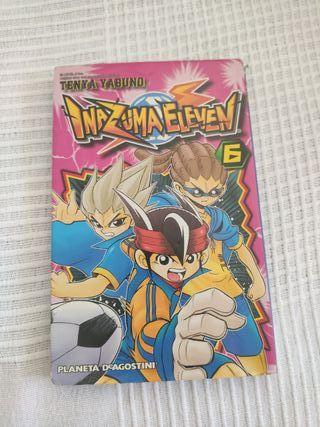Inazuma eleven 6