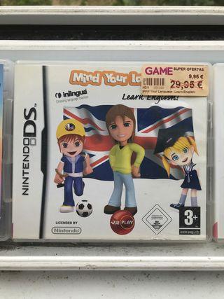 Cajas de videojuegos Nintendo 3Ds