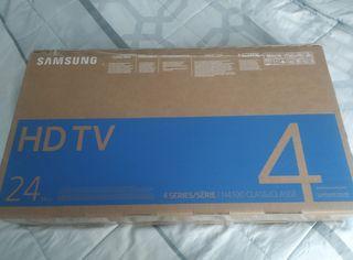 """SMART TV,24"""" a estrenar ,NO NEGOCIABLE."""