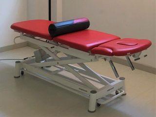 Camilla fisioterapia eléctrica ECOPOSTURAL