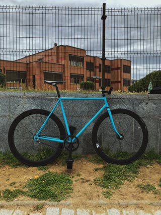 Bicicleta fixie / fixed