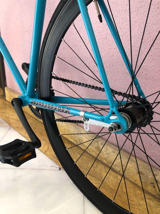 Bicicleta fixie / fixed