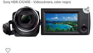 Sony Hdr Cx240E Videocamara HandyCam