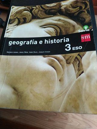 geografia e historia 3ro ESO