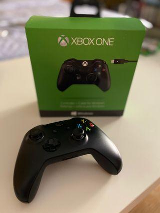 Mando Xbox One y Ordenador