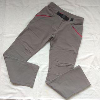 Pantalones senderismo polares
