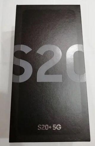 SAMSUNG GALAXY S20 PLUS 5G NUEVO A ESTRENAR