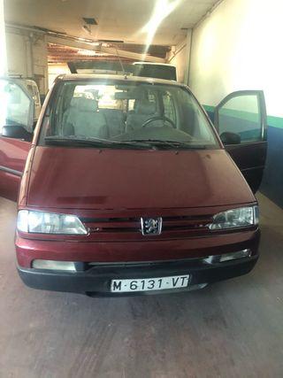 Peugeot 806 608 1.9 Td 2000