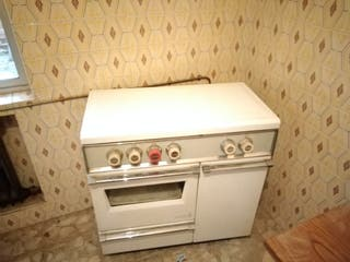 Antigua cocina. sin uso.