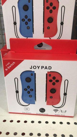 Joypad compatibles para Switch nuevos TIENDA