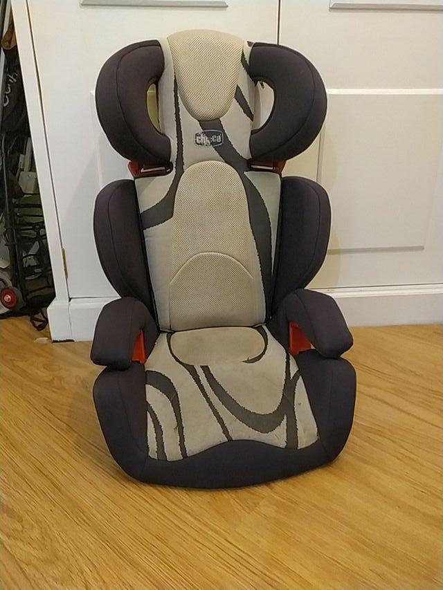 Vendo silla de coche grupo 2-3
