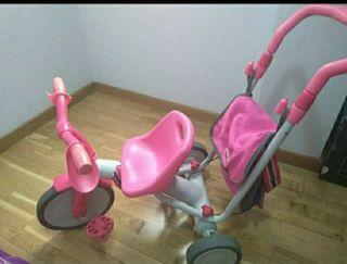 Triciclo niña juguete