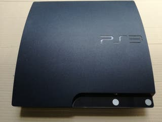 Consola PS3, para reparar o piezas. Funciona perfe