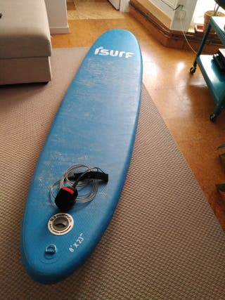 tabla surf hinchable isurf
