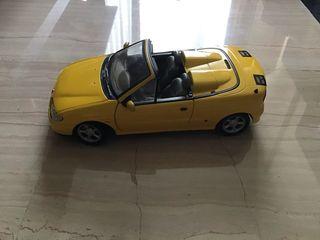 Maqueta de coche Renault Megane