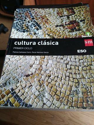 cultura clasica 3ro ESO