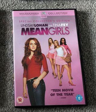 Mean girls dvd