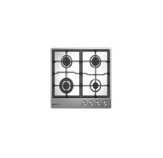 PLACA GAS 4 FUEGOS INOX EAS ELECTRIC EMH463GBNX