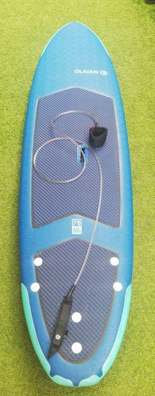 Tabla de surf surfboard corcho foam