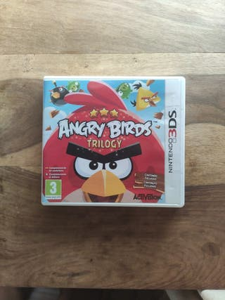 Angry Birds Trilogy - Juego Nintendo 3DS