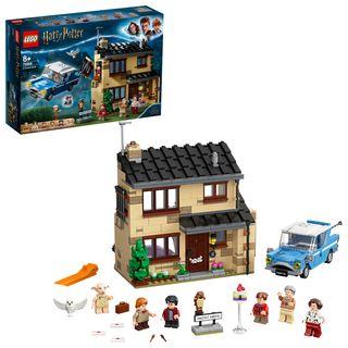 75968 Lego Harry Potter Numero 4 de Privet Drive 7