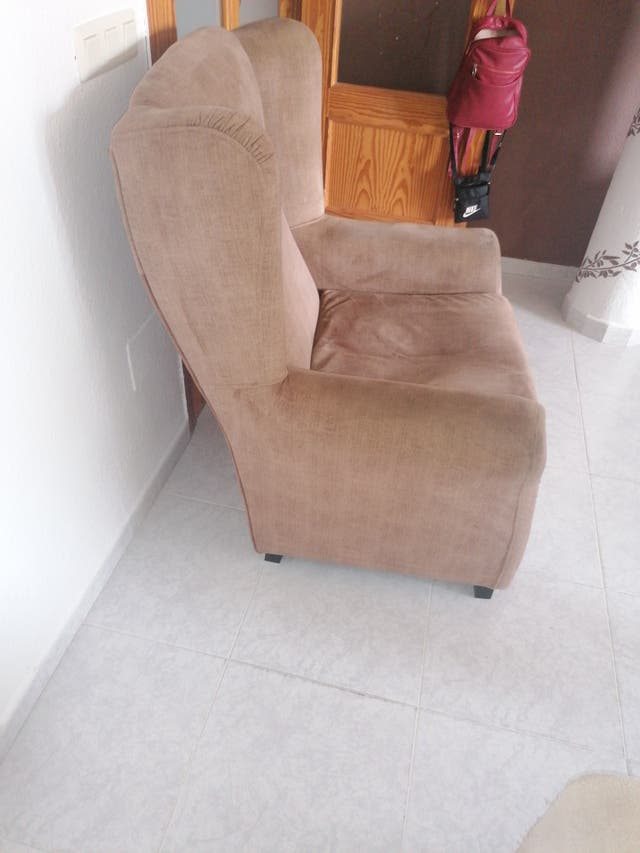 sillón grande