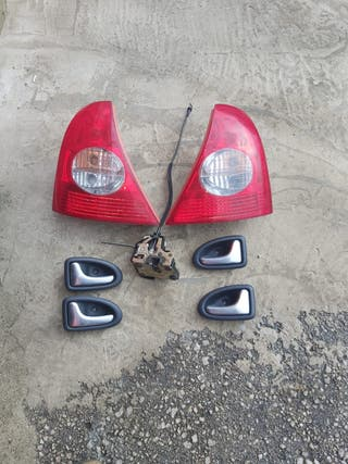 For sale taillights and front for Renault Clio Ren