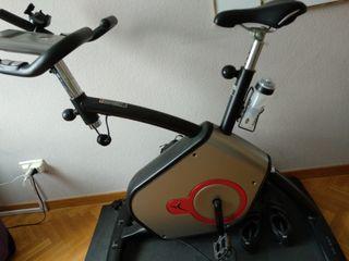 Bicicleta estática Domyos VM 660