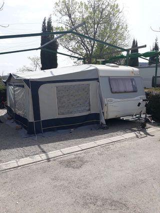 Caravana sun roller fiesta 750 kg. 5 pl.