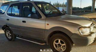 Tata Safari 2005
