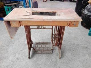 patas máquina de coser