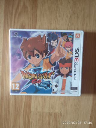 Juego Inazuma Eleven Go: Sombra Nintendo 3DS
