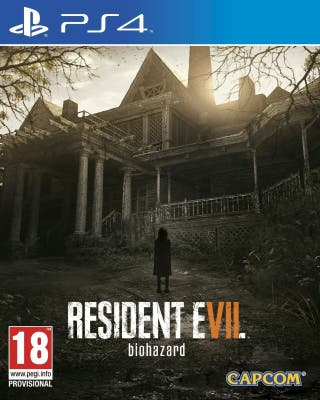 Videojuego Resident Evil 7 Biohazard PS4