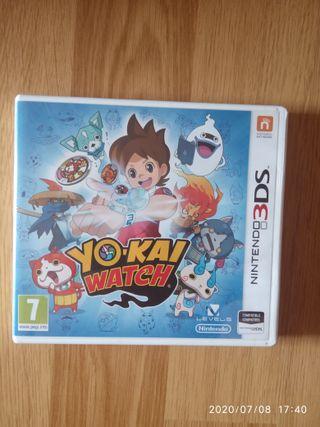 Juego Yo Kai Watch Nintendo 3DS