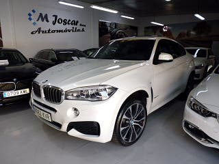 BMW X6 xDrive 30dA M Sport f16