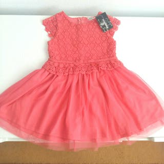 NUEVO vestido Charanga 3-4 años