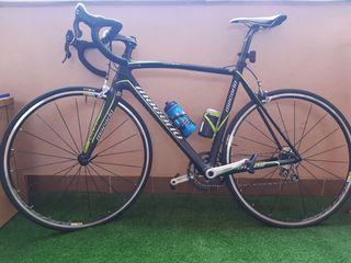 Vendo bicicleta carretera Macario Prothos
