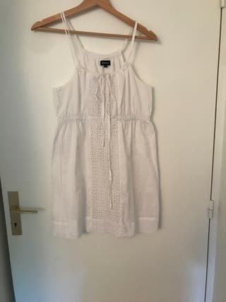 Robe d'été blanche