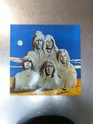 The Rolling Stones, Solid Rock, Vinilo