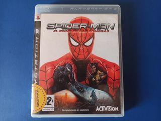 Spiderman PS3