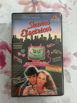 Sueños Electricos (Electric Dreams) VHS
