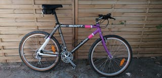 Bicicleta Scott elite super perfomarce de 1995