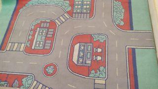 alfombra infantil poliester