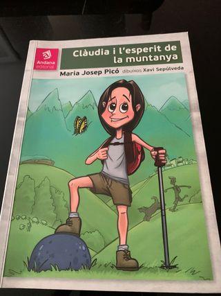 Clàudia i L'esperit de la muntanya