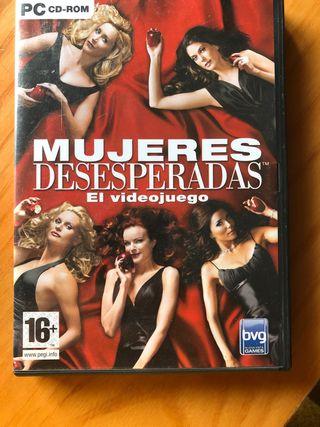 Mujeres Desesperadas Videojuego PC
