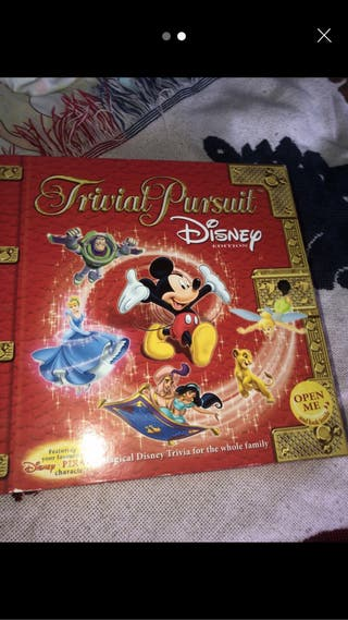 Disney trivial persuit
