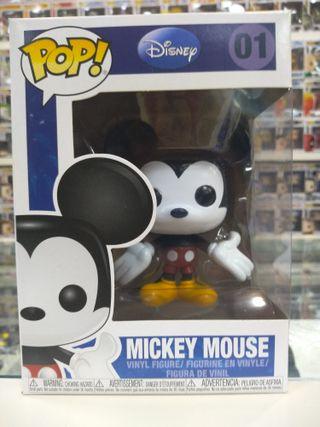 Mickey Mouse Figura Funko Pop