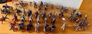 Pack Coleccionista de Soldados Medievales