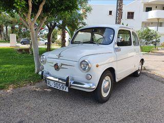 SEAT 600d - 1968 - INMEJORABLE ESTADO